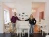 Achim Hüttner und Sabrina Lorenz Cafe Lotti Schleissheimerstr. 13 Serie Gast und Wirt Foto Ralf Kurse 24.04.2010